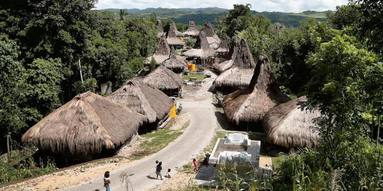 Kampung Adat Prai Ijing